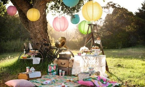 Let's picnic: Ιδέες για παιδικό καλοκαιρινό πάρτι