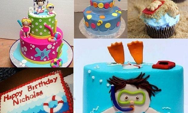 Ώρα για παιδικό πάρτι; Δείτε τις πιο εντυπωσιακές τούρτες με «άρωμα» καλοκαιριού! (εικόνες)
