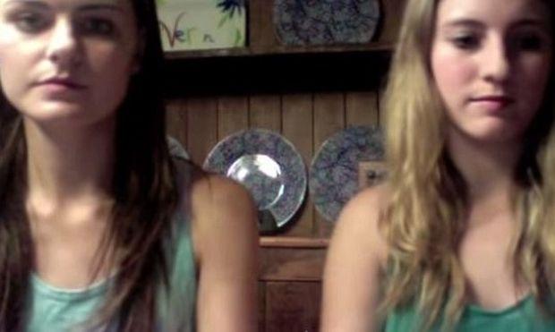 Μαμά θυσίασε το κορμί της για να σώσει τις κόρες της! (βίντεο)