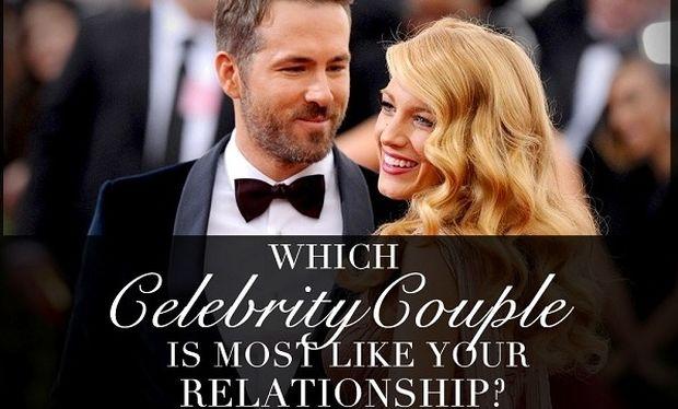 Τεστ: Μάθε με ποιο σελέμπριτι ζευγάρι μοιάζεις με τον σύντροφό σου!