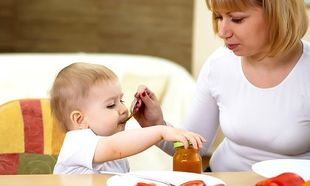 Πόσο φαγητό είναι αρκετό για το παιδί σας;