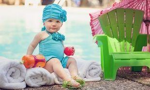 Προετοιμαστείτε κατάλληλα για τις πρώτες διακοπές με το μωρό σας!