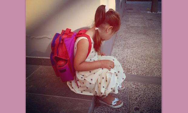 Despoina's little stories: Μαμά γιατί κάνεις «ουφ;»