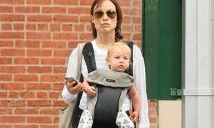 H αξιολάτρευτη εικόνα της ημέρας: Η Olivia Wilde με τον πανέμορφο γιο της
