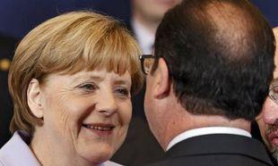Αποτελέσματα δημοψήφισμα 2015: Μέρκελ-Ολάντ: Η ψήφος των Ελλήνων πρέπει να γίνει σεβαστή