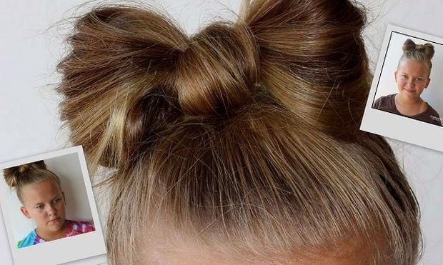 DIY: Φτιάξτε φιόγκο τα μαλλιά της μικρής σας νεράιδας! (εικόνες)