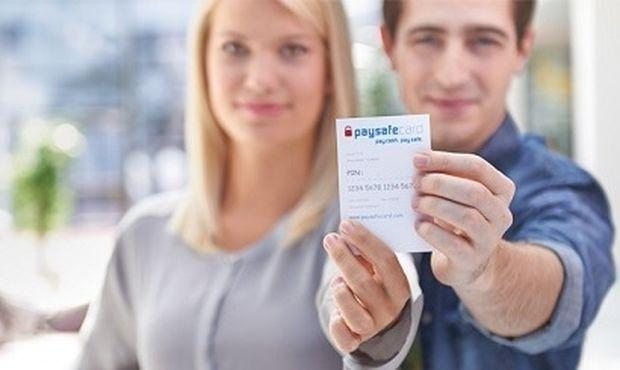 Χρησιμοποίησε την Paysafecard και πλήρωσε παντού αντί μετρητών!