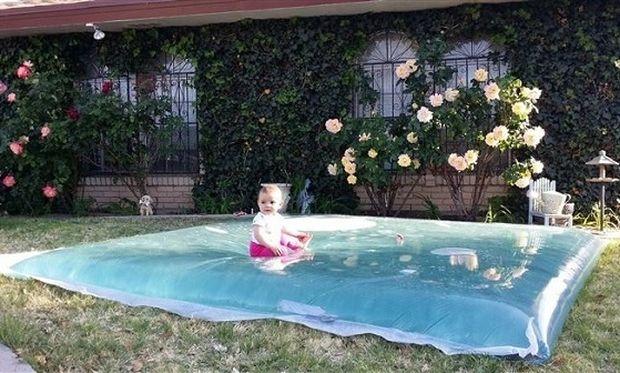 DIY: Φτιάξτε στρώματα νερού για να παίζουν τα παιδιά σας!