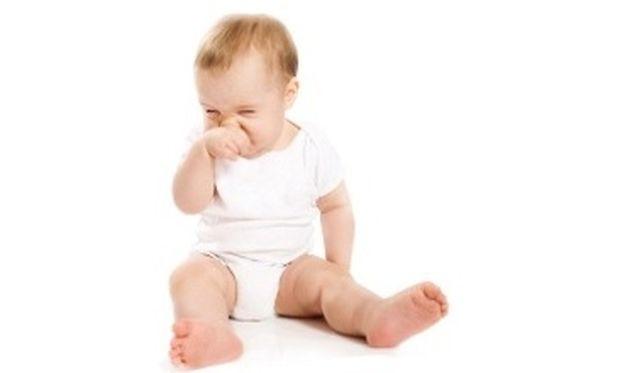Βούλωσε η μυτούλα του μωρού. Τι πρέπει να κάνω;