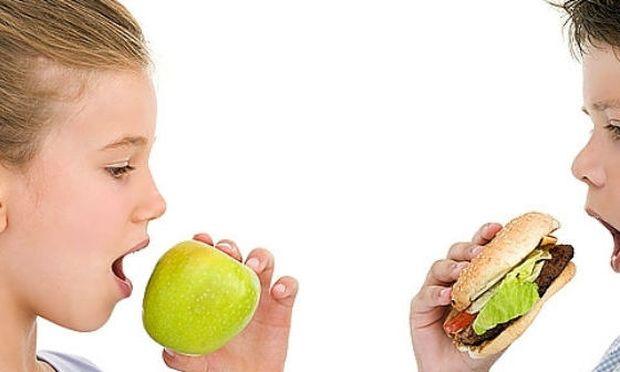 Τεστ: Μάθε αν κινδυνεύει το παιδί σου να γίνει παχύσαρκο