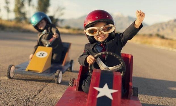 Εσάς πόσο ανταγωνιστικό είναι το παιδί σας;