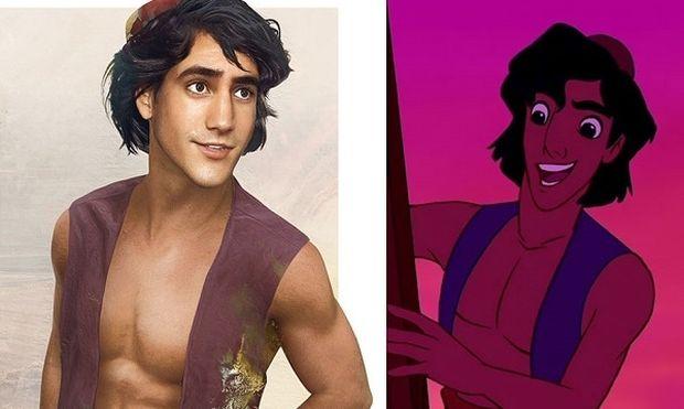 Φανταστικό! Έτσι θα ήταν οι αγαπημένοι πρίγκιπες των παραμυθιών στην πραγματική ζωή! (εικόνες)