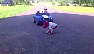 Δείτε γιατί αυτά τα παιδιά δεν πρέπει να οδηγήσουν όταν μεγαλώσουν! (βίντεο)