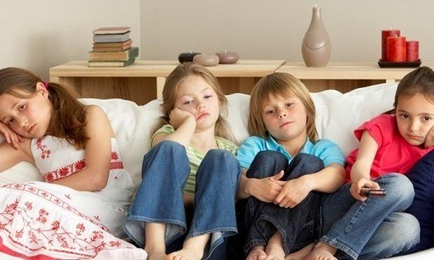 Αφήστε τα παιδιά σας να... βαριούνται πού και πού!