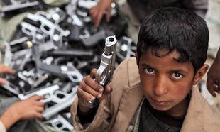 Unicef : Πάνω από 1.000 παιδιά έχουν σκοτωθεί ή τραυματιστεί στον πόλεμο της Υεμένης