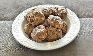 Μπισκότα σοκολάτας με ταχίνι και μούσλι, από τον Γιώργο Γεράρδο!