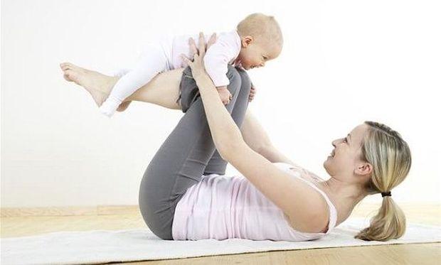 Γέννησα και θέλω να επανέλθω γρήγορα στα κιλά μου. Τι να κάνω;