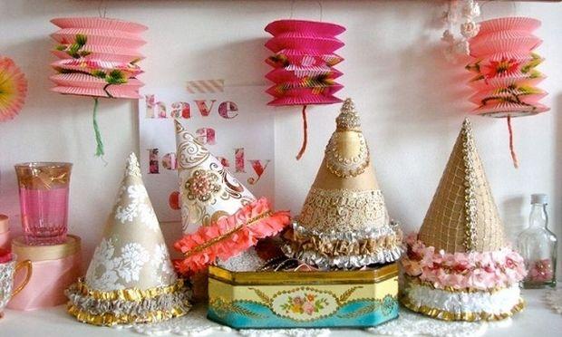 Iδέες για παιδικό πάρτι: Φτιάξτε μόνες σας τα πιο απίθανα καπέλα για τους μικρούς σας καλεσμένους!