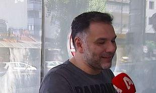 Γρηγόρης Αρναούτογλου: Η αντίδρασή του on camera για τις φήμες χωρισμού