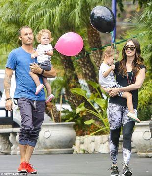 Ποια Shiloh Jolie-Pitt; H Μegan Fox έχει τα πιο ωραία παιδιά στο Hollywood