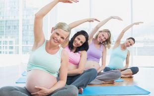 Γυμναστική στην εγκυμοσύνη: Όχι μόνο επιτρέπεται αλλά έχει και σημαντικά οφέλη
