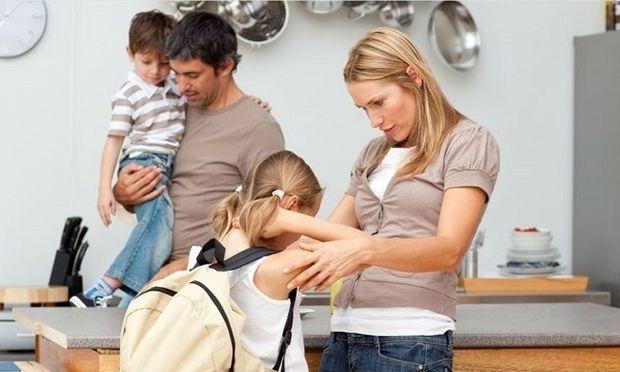 Πρωινή γκρίνια πριν το σχολείο; Δείτε πώς θα την αντιμετωπίσετε