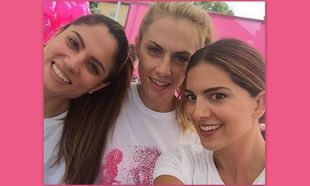 Ελληνίδες celebrities ένωσαν τις δυνάμεις τους και έτρεξαν για καλό σκοπό! (εικόνες)