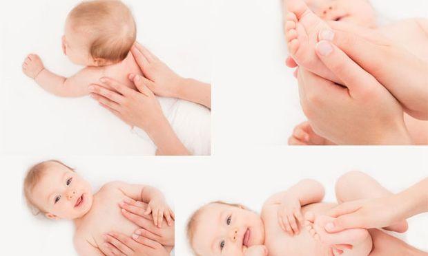 Τα τρία βασικά οφέλη της χρήσης του ελαιόλαδου στα μωρά