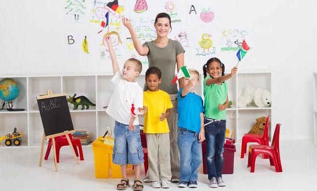 Ποια είναι η κατάλληλη ηλικία για να ξεκινήσει το παιδί μου μία ξένη γλώσσα;
