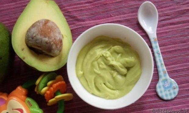 Φαγητό για μωρά: Νόστιμος πουρές πατάτας με αβοκάντο