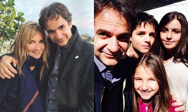 Δείτε το οικογενειακό άλμπουμ του Κυριάκου Μητσοτάκη (εικόνες)
