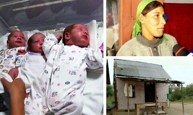 Μητέρα εγκατέλειψε τα τρίδυμα μωρά της γιατί δεν μπορούσε να τα φροντίσει