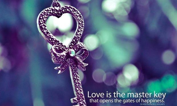 «Αγάπη είναι…»