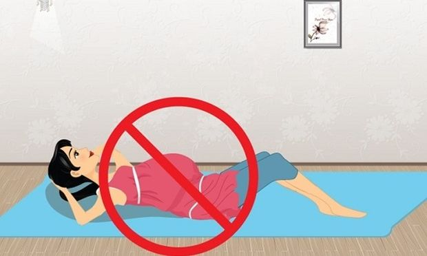 5 ασκήσεις που πρέπει να αποφύγετε κατά τη διάρκεια της κύησης!