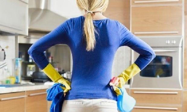 Καθαρή και οργανωμένη κουζίνα σε λιγότερο από 15 λεπτά !