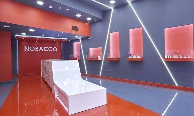 H NOBACCO ανοίγει νέο κατάστημα στο The Mall Athens