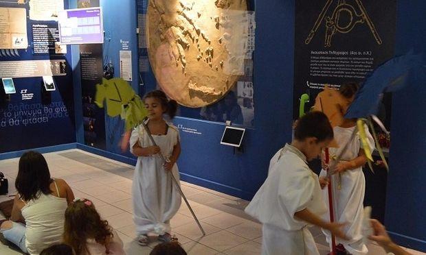 Μουσείο Τηλεπικοινωνιών ΟΤΕ: Ελάτε, να δείτε και ν'ακούσετε, νέα προγράμματα, νέες ιστορίες!