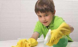 Σπίτι χωρίς μικρόβια παιδιά χωρίς ιώσεις