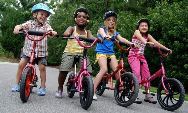 Που μπορείτε να κάνετε ποδήλατο με το παιδί σας