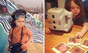 Αυτός είναι ο νεότερος φωτογράφος του National Geographic
