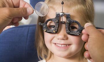Πότε πρέπει οι γονείς να επισκεφθούν για πρώτη φορά παιδο-οφθαλμίατρο
