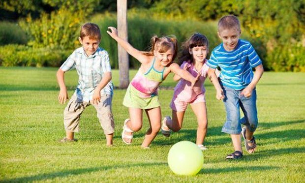 Άθληση και διατροφή για τα παιδιά μας