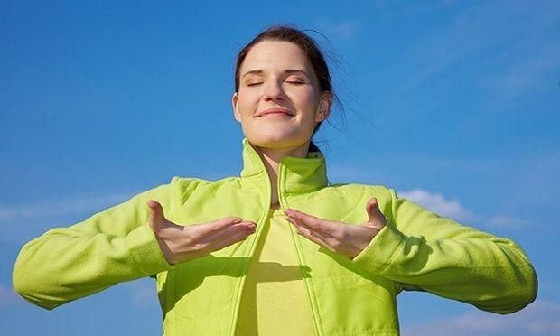 Μάθετε να αναπνέετε σωστά- Μειώνει το στρες