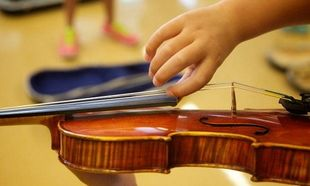 Όταν τα παιδιά γνωρίζουν τον Vivaldi τον Mozart και τον Beethoven- Κυριακάτικα πρωινά στο Μέγαρο Μουσικής