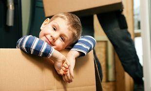 Μετακόμιση:Πώς μπορεί να επηρεάσει το παιδί