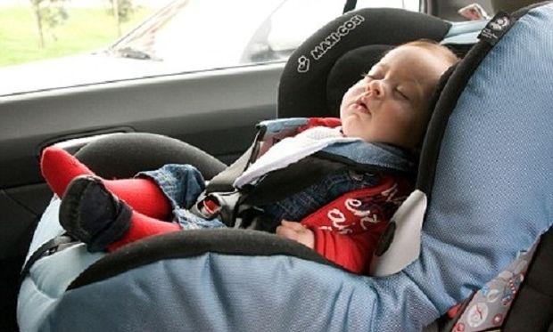 Μπορώ να χρησιμοποιήσω μεταχειρισμένο κάθισμα αυτοκινήτου για το μωρό;