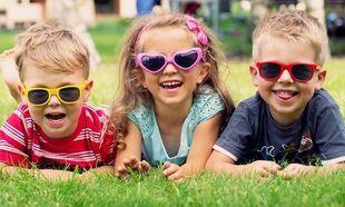 Γιατί το παιδί πρέπει να φοράει γυαλιά ηλίου το χειμώνα