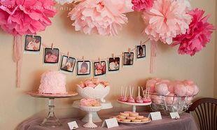Deco: Ιδέες για να οργανώσετε ένα υπέροχο baby shower party!