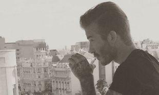 Ντέιβιντ Μπέκαμ: Τα νέα του τατουάζ σχεδιασμένα από τα παιδιά του. Της Χάρπερ θα σας ξετρελάνει