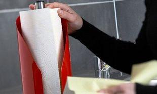 Τι δεν πρέπει να καθαρίζετε με το χαρτί κουζίνας